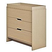 Kub Madera Changer/Dresser (Maple)