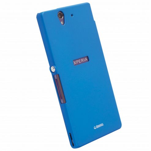 Krusell ColourCover Clip-On Case for Sony Xperia Z - Blue