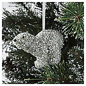 Tesco Polar Bear Hanging Decoration