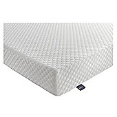 Silentnight 24hr 20cm Rolled 7 Zone Mattress with Memory Foam and Purotex - Single (3'0)