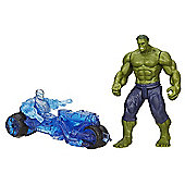 Marvel Avengers Age of Ultron Hulk vs. Sub-Ultron 003