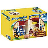 Playmobil 6778 123 Take Along Barn
