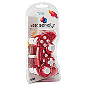 PDP Systems Rock Candy PS3 Controller Red
