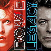 DAVID BOWIE LEGACY cd
