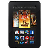 "Kindle Fire HDX 7"" 64GB WiFi & 3G/4G Tablet Black - 2013"