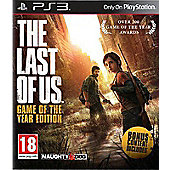 The Last of Us Game of The Year Edition - PS3