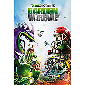 Plants Vs Zombies Maxi Poster, 92x61cm