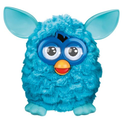 Furby Interactive Soft Toy Teal