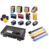 Pelikan - Brother LC1000 Remanufactured Black+Tri-Colour Inkjet Cartridge Bundle (1x19ml, 3x14ml) (3 day lead)