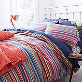 Stripes Duvet Cover Double