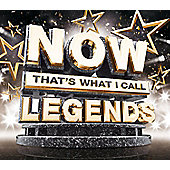 NOW That's What I Call Legends (2CD)