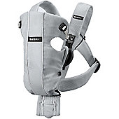 BabyBjorn Baby Carrier Original (Silver Mesh)