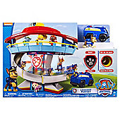 Paw Patrol Nickelodeon Lookout Playset