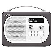 Pure Evoke D4 Mio Bluetooth DAB/FM Radio (Pewter)