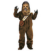 Chewbacca Deluxe - Child Costume 5-6 years