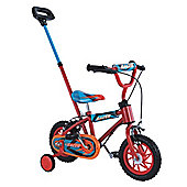 "ELC 10"" 3 in 1 Trainer Bike - Red"