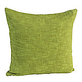 Nirvana Cotton Green Scatter Cushion, 60 x 60 cm