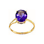 QP Jewellers 2.20ct Amethyst Marvel Ring in 14K Gold