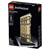 LEGO Architecure Flatiron Building 21023