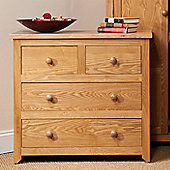 Home Essence Hamilton 2 Over 2 Drawer Chest