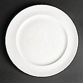 "Royal Porcelain Maxadura Advantage Plate 280(Ø)mm (11""). White. X 12."