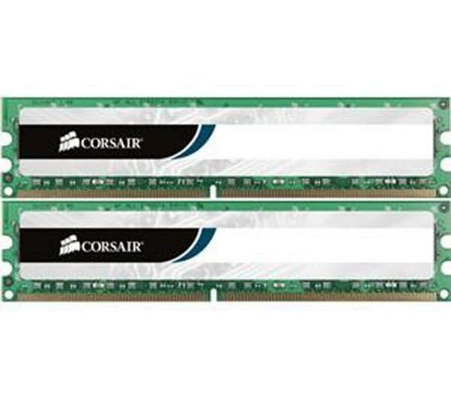 Corsair Value Select 8GB (2 x 4GB) Memory Kit 1333MHz DDR3 240pin DIMM