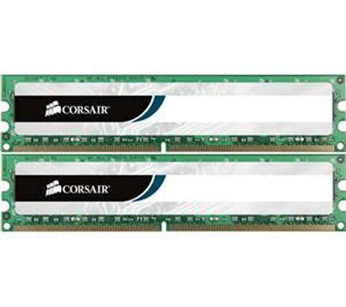 Corsair Value Select 8GB (2 x 4GB) Memory Kit 1333MHz DDR3 240pin DIMM