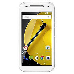 Motorola Moto E™ (2nd Generation) White
