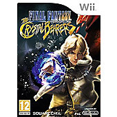 Final Fantasy Crystal Chronicles - Crystal Bearers - NintendoWii