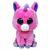 "TY Beanie Boo Buddy 9"" Plush - Magic the Unicorn"