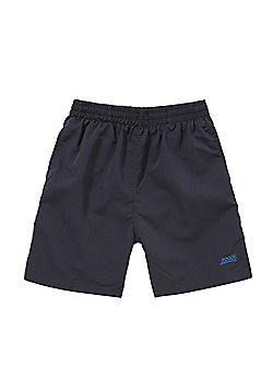 Zoggs Plain Swim Shorts - Navy