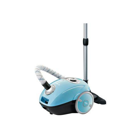 Bosch Cylinder Vacuum Cleaner, 2200W, 4ltr, Pastel blue