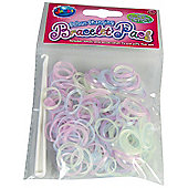 Jacks Colour-Changing Bracelet Refill Pack - 200 Loom Bands