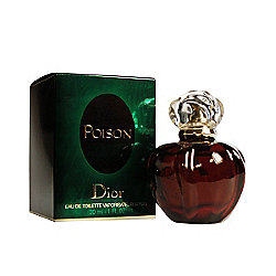 Dior Poison Eau De Toilette Spray - 30ML