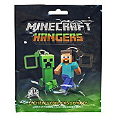 Minecraft Hangers Foil Bag - 1 Random Sealed Bag Supplied