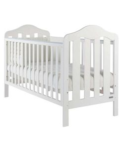 Mamas & Papas - Lucia Cot/Junior Bed - White