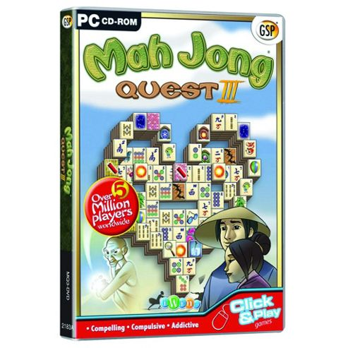 Mah Jong Quest 3