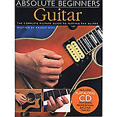 Absolute Beginners Guitar 1 Book & CD