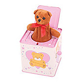 Bigjigs Toys BJ612 Teddy in a Box