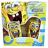 Spongebob Squarepants 100Ml Giftset