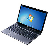 "Acer Aspire 5755G Laptop (Core i5-2450, 8GB, 1TB, 15.6"" Display) Black"