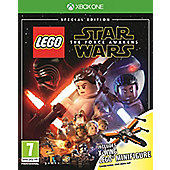 Lego Star Wars:Force Awakens X-wing Xbox One