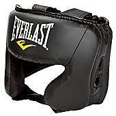 Everlast Everfresh Head Guard - Black