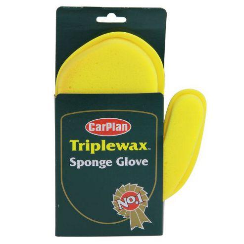 Triplewax Sponge Glove Large
