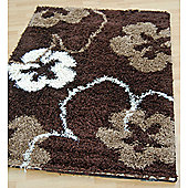 Origin Red Cosmo Brown / Beige Rug - 160cm x 120cm