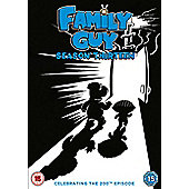 Family Guy Season 13 (DVD Boxset)