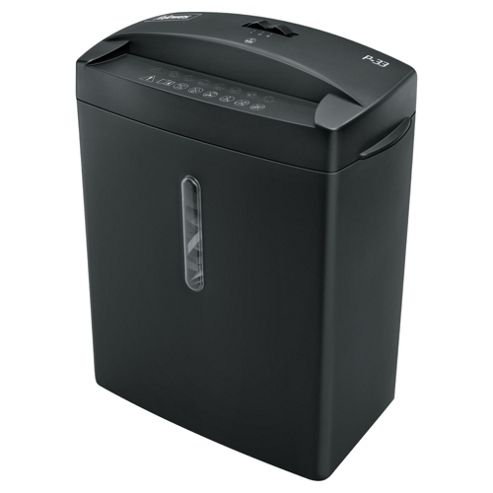 Fellowes P-33 Strip Cut Shredder