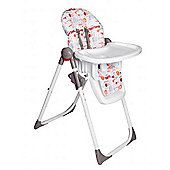 Red Kite Feed Me Deli Yummy Highchair