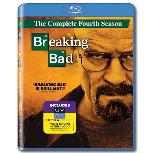 Breaking Bad - Season 4 (Blu-Ray Boxset)