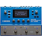 Boss SY-300 Electric Guitar Synthesizer Effects Pedal